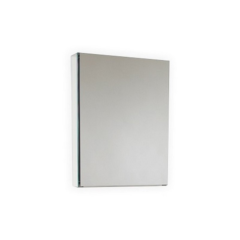 24 wide mirrored bathroom medicine cabinet