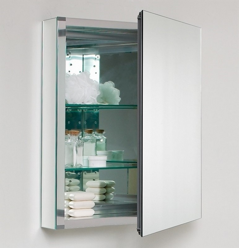 wide mirrored bathroom cabinet 24 quot wide mirrored bathroom medicine cabinet 21665